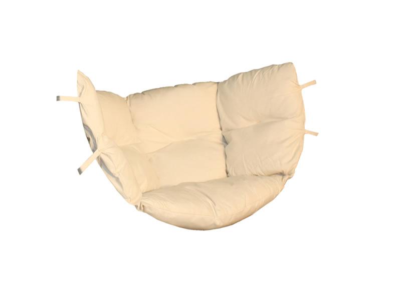 Poducha hamakowa duża, kremowy Poducha Swing Chair Single (3)