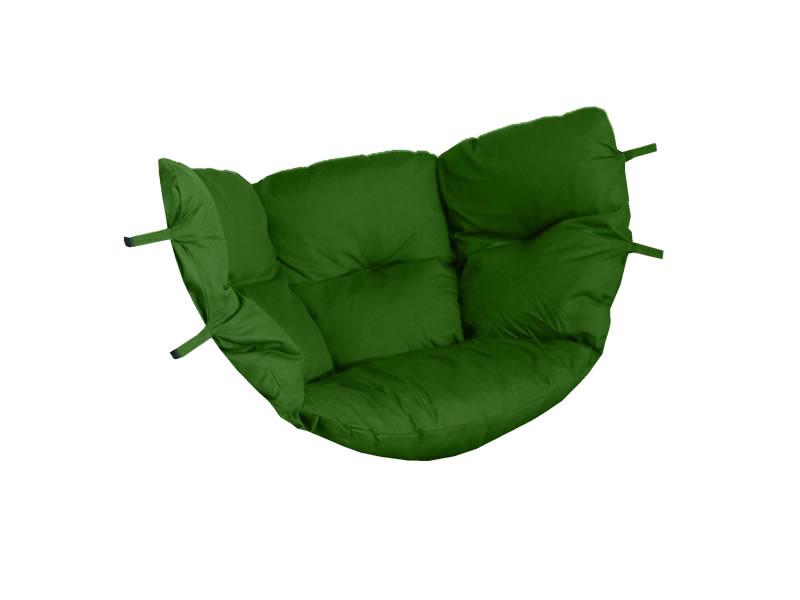 Poducha hamakowa duża, zielony Poducha Swing Chair Single (3)