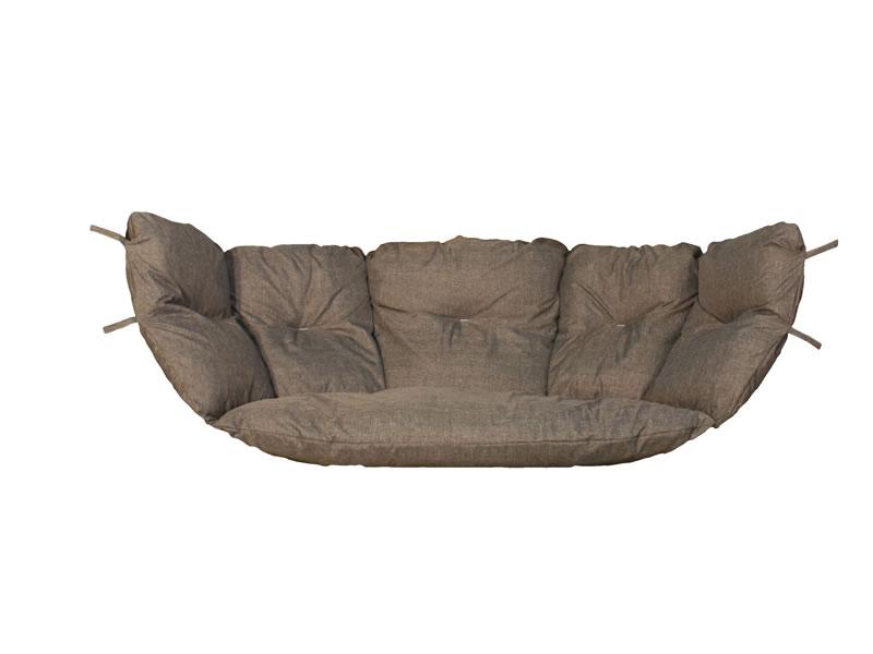 Poduszka hamakowa duża, grafitowy Poducha Swing Chair Double (2)