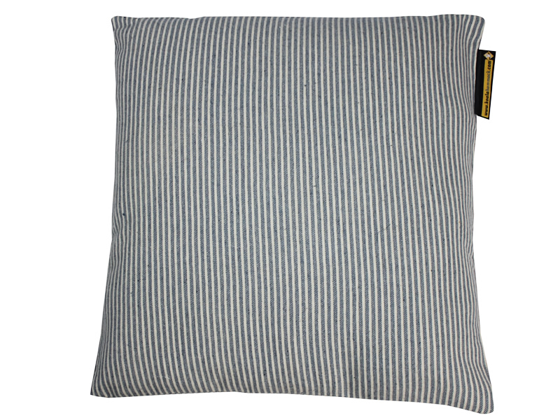 Poduszka hamakowa duża, niebiesko-kremowy HP-3