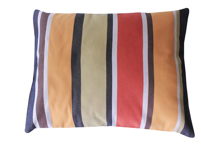 Poduszka hamakowa duża, brązowo-biały HP