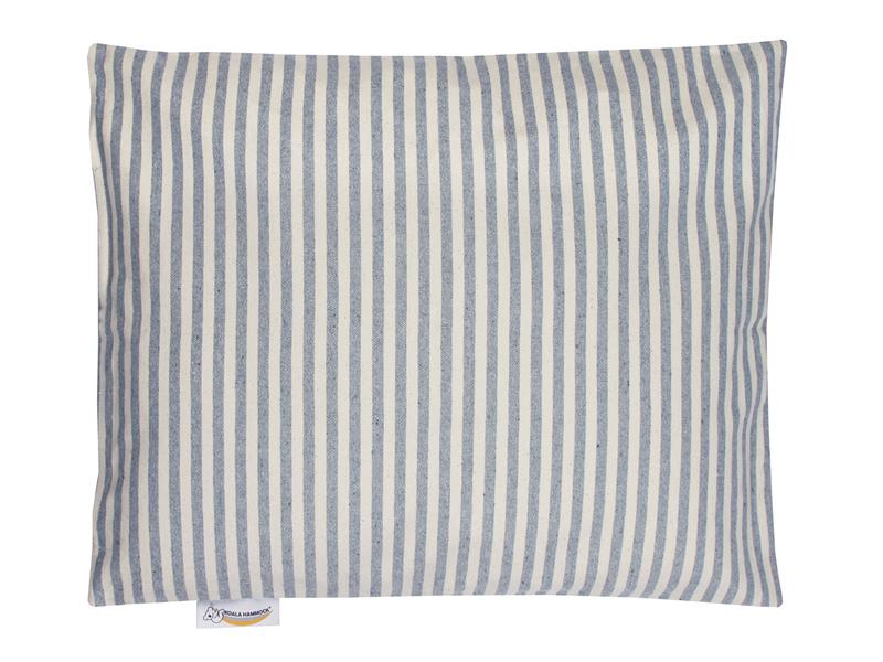 Poduszka hamakowa duża, granatowo-biały HP