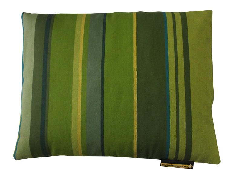Poduszka hamakowa duża, zielony groszek HP