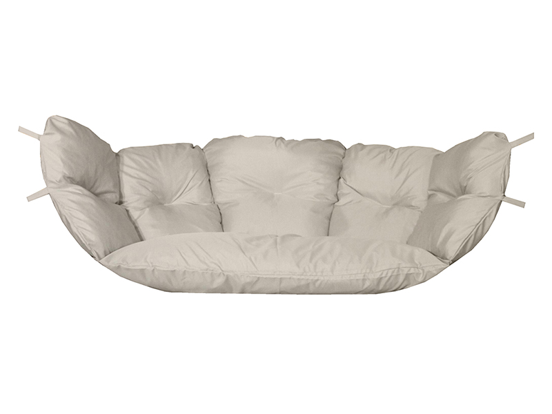 Poduszka hamakowa duża, kremowy Poducha Swing Chair Double (3)
