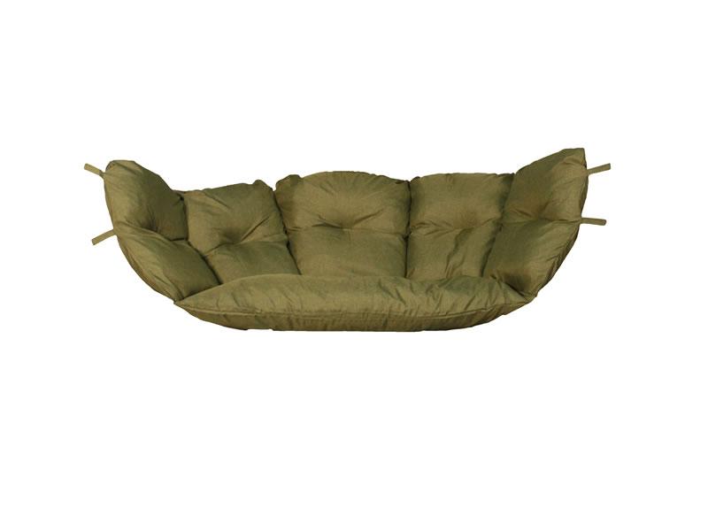 Poduszka hamakowa duża, pistacjowy Poducha Swing Chair Double (2)
