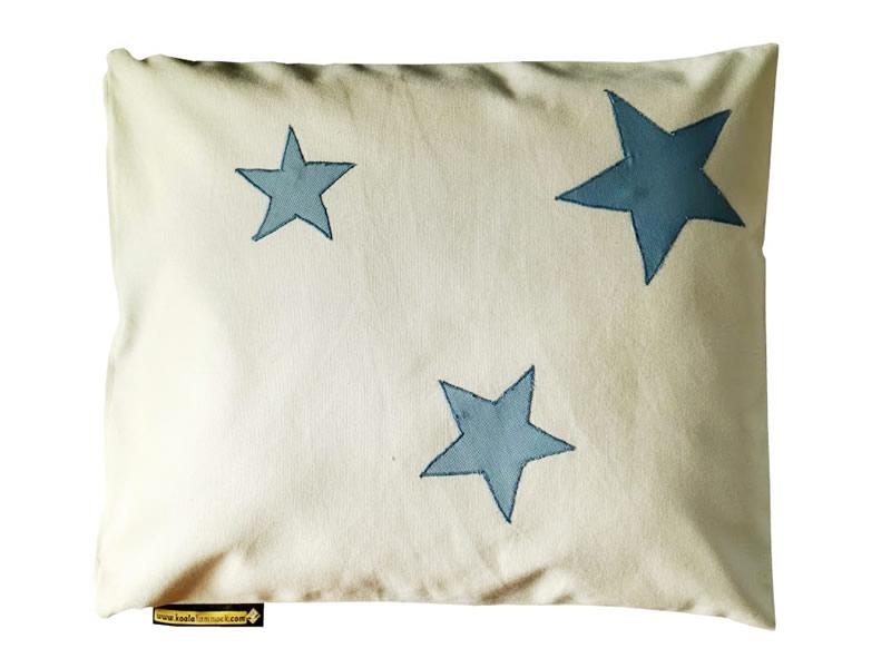Poduszka hamakowa duża z haftem