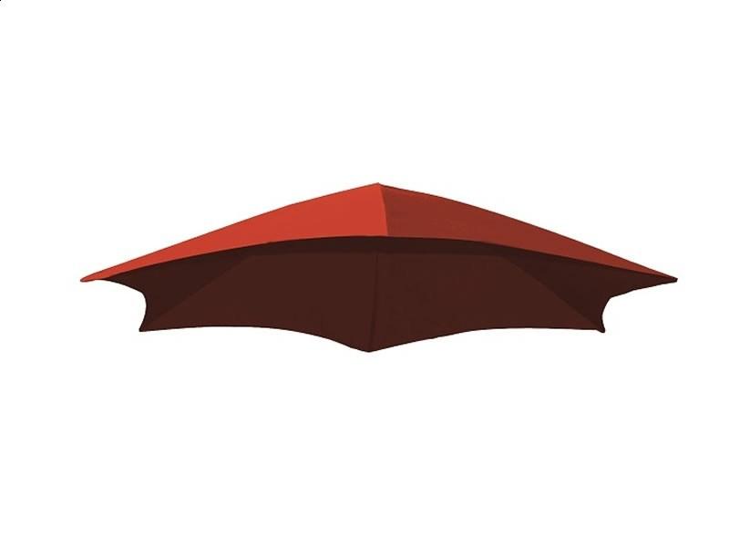 Parasol do leżaka, Czerwony DRMUF