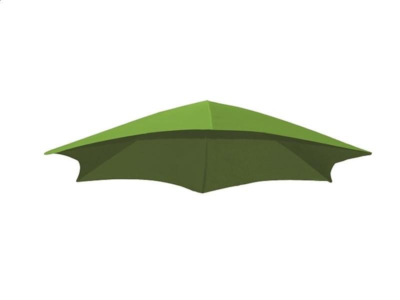 Parasol do leżaka, Zielony DRMUF
