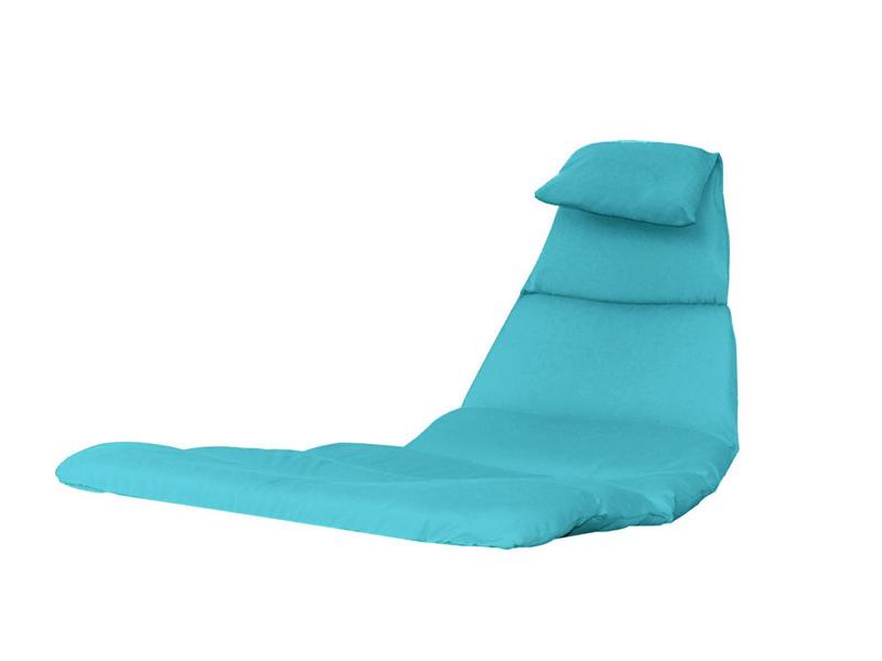 Poduszka do leżaka, Niebieski DRMC