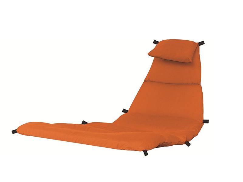 Poduszka do leżaka, pomarańczowy DRMC