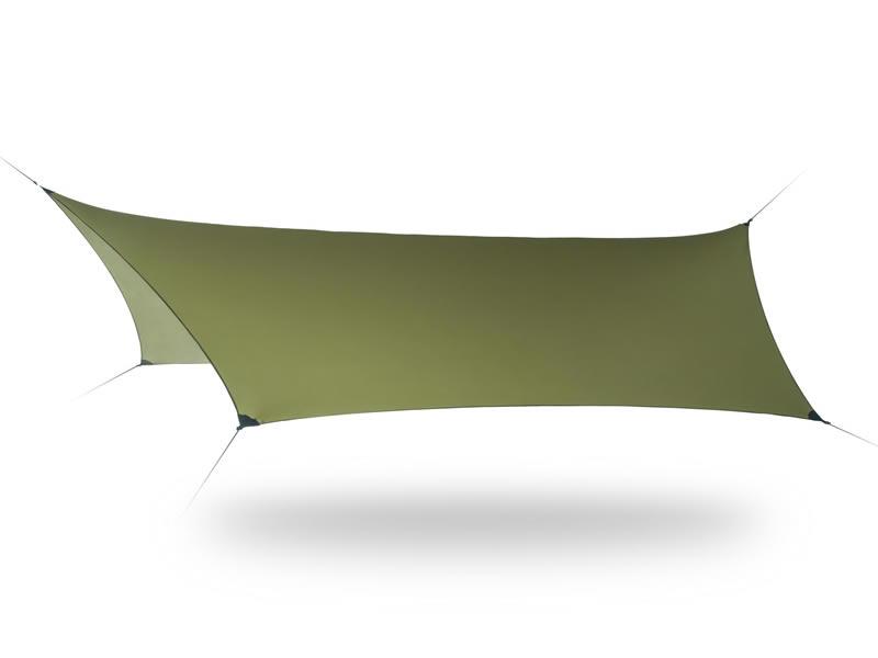 Ultralekki tarponamiot, Crocodile green HEKSA