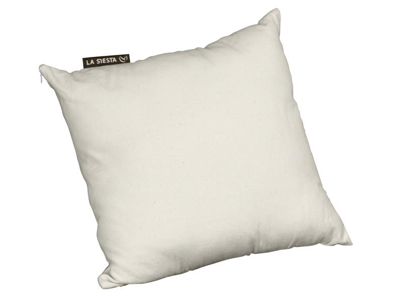 Bawełniana poduszka Modesta, ecru MOP5S