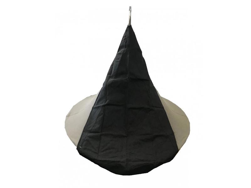 Drzwi do namiotu wiszącego jednoosobowego, Charcoal Olefin Single(1)