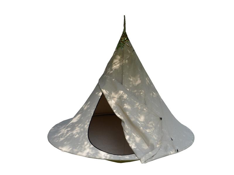 Drzwi do namiotu wiszącego jednoosobowego, Sand Olefin Single(1)