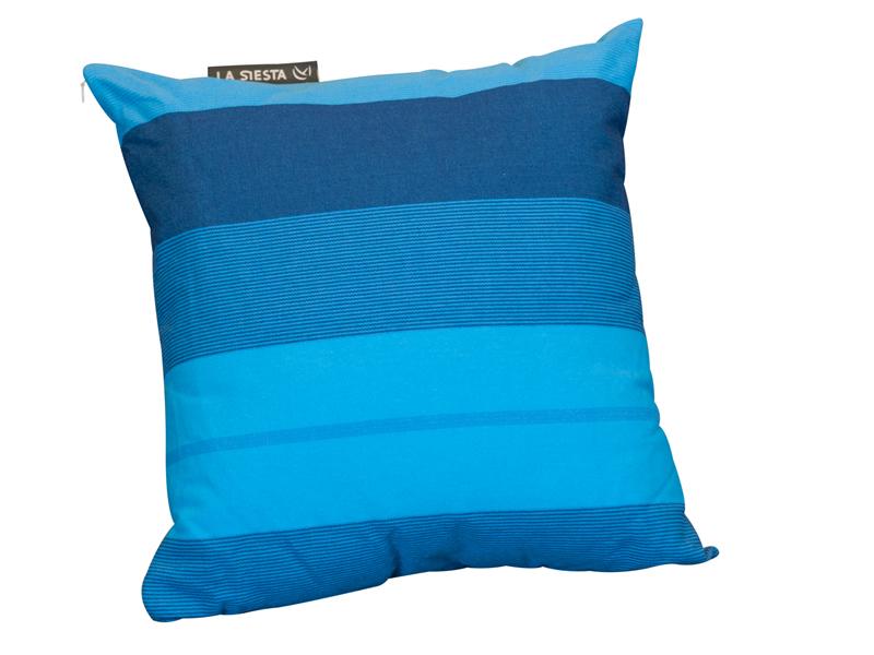 Bawełniana poduszka Orquídea, Niebieski ORP5S