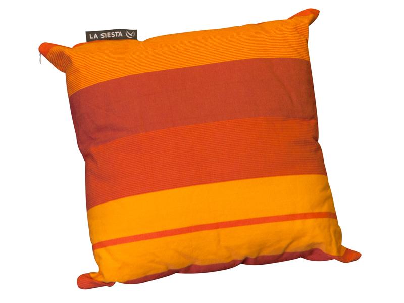 Bawełniana poduszka Orquídea, pomarańczowy ORP5S