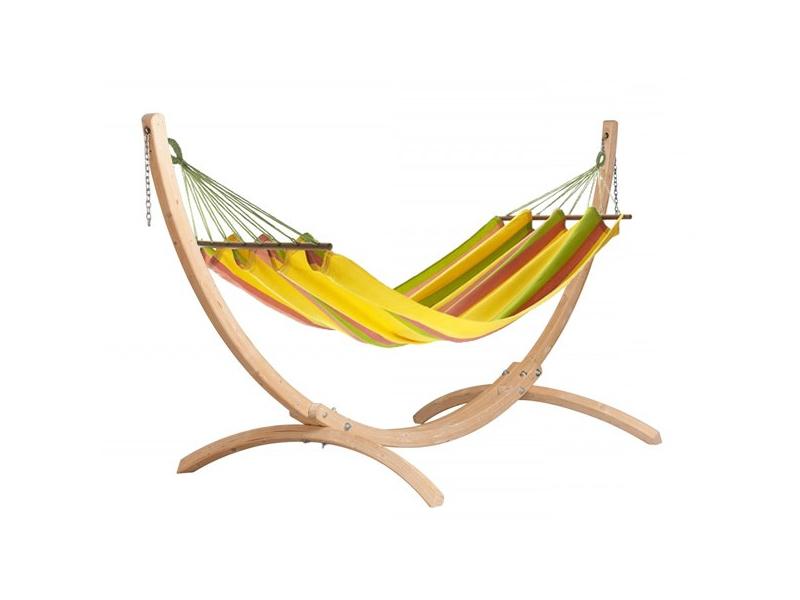 Hammock set JOBEK:  hammock ALEGRIA with stand AZTEK, Z-25325-Aztek