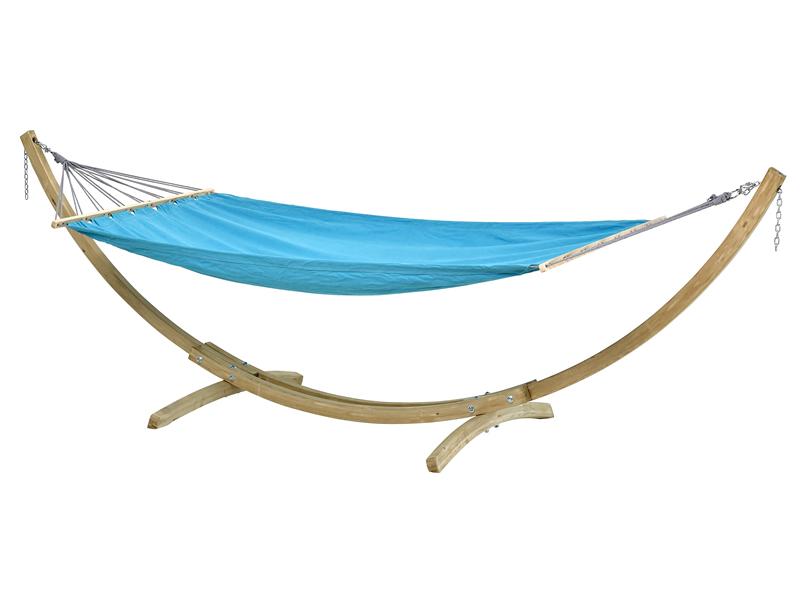 Zestaw hamakowy Miami Set Aqua, niebieski Miami Set Aqua