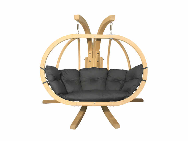Zestaw: stojak Sintra + fotel Swing Chair Double (3)