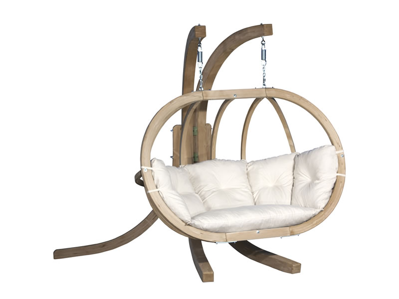 Zestaw: stojak Sintra + fotel Swing Chair Double