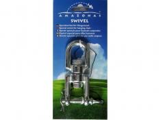 Szekla obrotowa, Swivel - metalowy(Swivel)