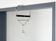 Uchwyt do montażu hamaka dla niemowląt do ramy, Door Clamp - metalowy(Door Clamp)