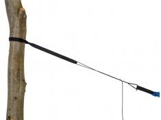 Zestaw montażowy do hamaków, Adventure Rope - czarny(Adventure Rope)