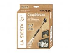 Casa Mount Black Hängematten-Set, CMF30 - Schwarz(9)