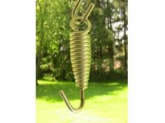 Sprężyna do montażu hamaków i foteli hamakowych, SPRING - stalowy(1)