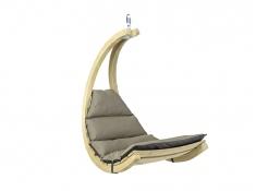 Drewniany fotel hamakowy, Swing Chair