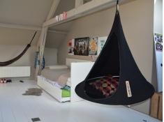 Namiot wiszący, Jednoosobowy Bebo - Anthracite(12)