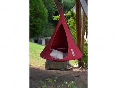 Namiot wiszący, Jednoosobowy Bebo - Chili Red(5)
