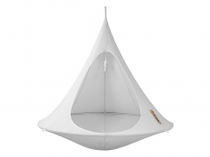 Namiot wiszący, Jednoosobowy Bebo - Light Grey(6)