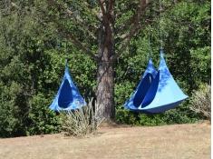 Namiot wiszący, Jednoosobowy Bebo - Sky Blue(4)