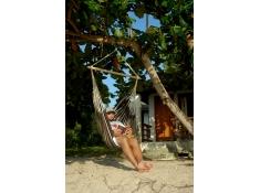 Fotel hamakowy, Brasil - Brązowy(Mocca)
