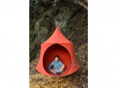 Namiot wiszący, Jednoosobowy Domo - Apricot(DOS5)
