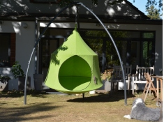 Namiot wiszący, Jednoosobowy Domo - Lime(DOS6)