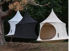 Namiot wiszący, Jednoosobowy Domo - Sand(DOS3)