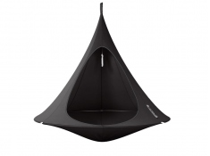 Namiot wiszący, Dwuosobowy - Czarny(8)