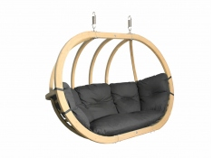 Wooden hammock chair