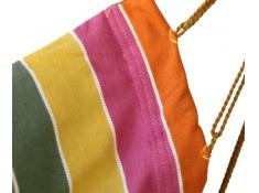 Fotel hamakowy szeroki z podstawką, HC-COMFY - Afrika(253)