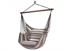 Fotel hamakowy szeroki z poduszką, HC10 PP - Bellini(331)