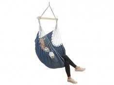 Jeansowy Fotel hamakowy, AHC-13 Jeans - Niebieski(312)