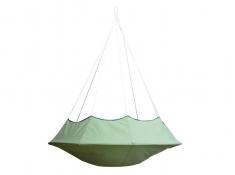 Fotel wiszący, Jednoosobowy Lullio - Leaf Green(2)