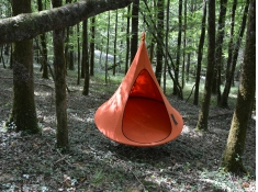 Namiot wiszący, Olefin single - Apricot(5)