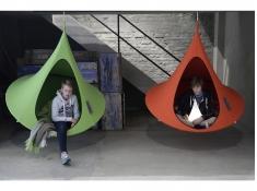 Namiot wiszący, Olefin single - Lime(06)