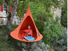 Namiot wiszący, Olefin Double - Apricot(COD5)