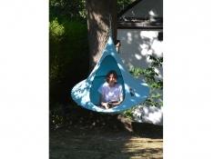 Namiot wiszący, Olefin Double - Cyan blue(COD7)