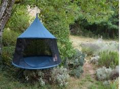 Namiot wiszący, Jednoosobowy Reto - Sky Blue(4)
