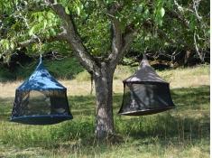 Namiot wiszący, Jednoosobowy Reto - Taupe(7)